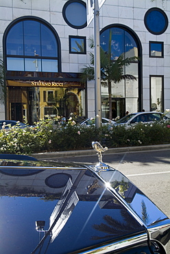 Rodeo Drive, Beverly Hills, California, United States of America, North America