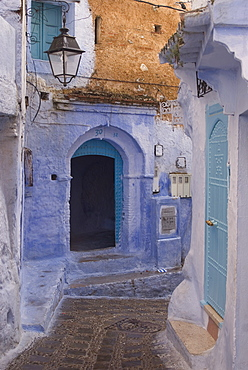 Chefchaouen, near the Rif Mountains, Morocco, North Africa, Africa