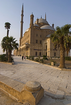 Mosque of Mohammed Ali, The Citadel, Cairo, Egypt, North Africa, Africa
