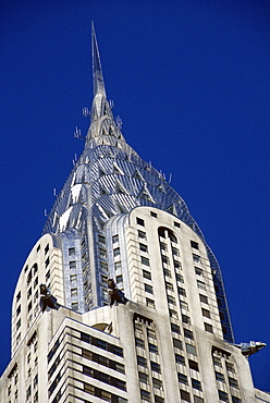 Chrysler Building, New York City, New York, United States of America (U.S.A.), North America