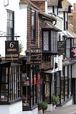 Lion Street, Rye, Sussex, England, United Kingdom, Europe