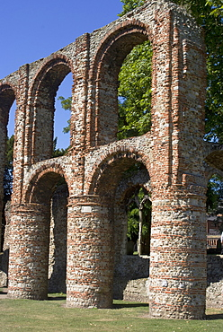 St. Botolph's Priory, Colchester, Essex, England, United Kingdom, Europe