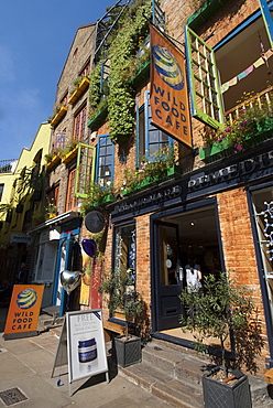 Neal's Yard, London, WC2, Entgand, United Kingdom, Europe
