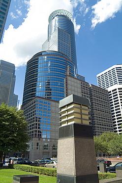 Downtown, Minneapolis, Minnesota, United States of America, North America