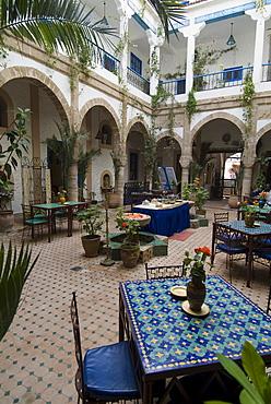 Riad al Madina, Essaouira, Morocco, North Africa, Africa