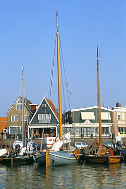 Volendam, The Netherlands (Holland), Europe