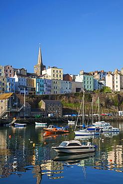 Tenby, West Wales, Pembrokeshire, Wales, United Kingdom, Europe