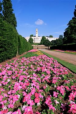 The Trent Building, Nottingham University, University Park, Nottingham, Nottinghamshire, England, United Kingdom, Europe