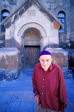 Saint Gayaneh church, Etchmiadzin, Armenia, Asia