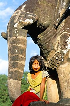 Debon Oriental, Angkor, Siem Reap, Cambodia, Indochina, Southeast Asia, Asia