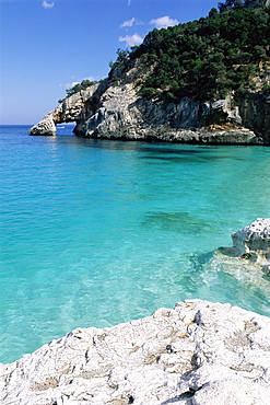 Cala Goloritze, Golfe d'Orosei, island of Sardinia, Italy, Mediterranean, Europe