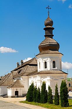 Refectory of St. John the Divine, St. Michael Monastery, Kiev, Ukraine, Europe