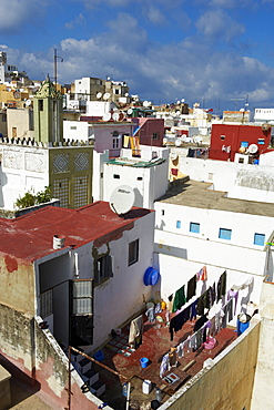 The Medina (Old City), Tangier, Morocco, North Africa, Africa
