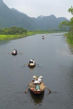 The Perfume Mountain, around Hanoi, Vietnam, Indochina, Southeast Asia, Asia