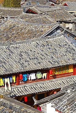 City of Lijiang, UNESCO World Heritage Site, Yunnan, China, Asia