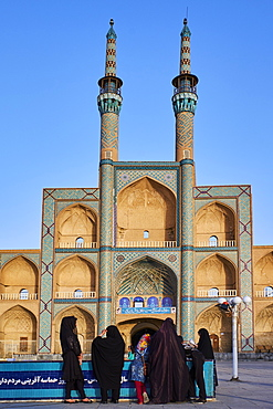 Amir Chakhmaq Mosque, Yazd, Yazd Province, Iran, Middle East