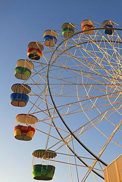 Ferris wheel, Luna Park, Sydney, New South Wales, Australia, Pacific