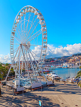 Porto Antico (Old Port), Genoa, Liguria, Italy