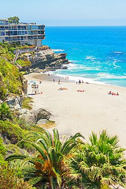 1000 Steps Beach, Orange County, California, U:SA
