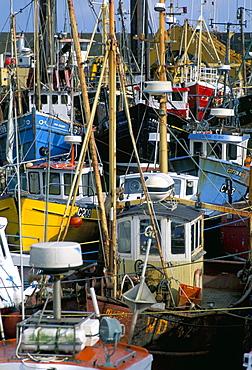 Fishing port, Kilmore Quay, County Wexford, Leinster, Eire (Ireland), Europe