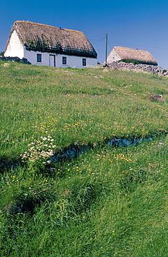 Inishmore (Inishmor), Isles of Aran, Eire (Ireland), Europe