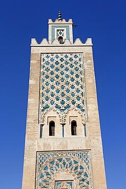 The Medersa mosque, Medina, Marrakesh, Morocco, North Africa, Africa