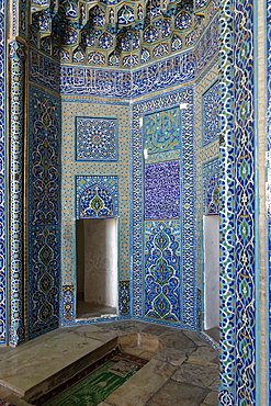 Jameh Mosque (Friday Mosque), Yazd city, Iran, Middle East