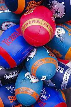 Footballs, USA