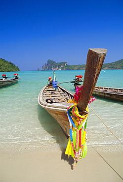 Long Tail Boat, Phuket, Thailand