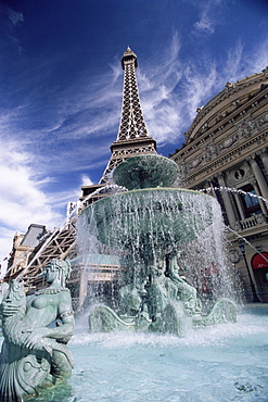 Paris Hotel and Casino, Las Vegas, Nevada, USA, North America