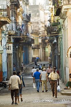 Back Street, Havana, Cuba