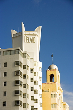 Delano Hotel, Miami Beach, Miami, Florida, United States of America, North America