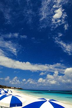 Shoal Bay, Anguilla, British West Indies (Grainy)