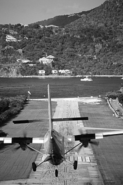 Airport, St. Barthelemy, French West Indies