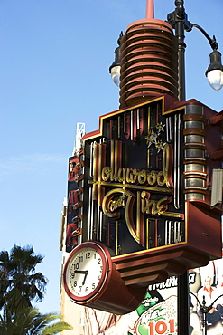 Hollywood and Vine, Hollywood, California, United States of America, North America