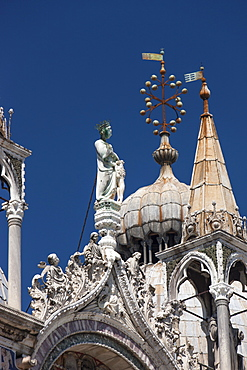 Basilica di San Marco, Venice, UNESCO World Heritage Site, Veneto, Italy, Europe