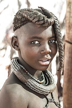 Himba tribe, North Namibia, Namibia, Africa