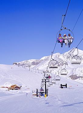 Val d'Isere, Savoie, Rhone-Alpes, France