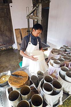 Jakar, Bumthang, Chokor Valley, Bhutan, Asia