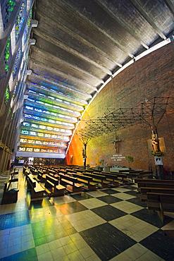 Iglesia el Rosario, San Salvador, El Salvador, Central America