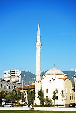 Mosque, Tirana, Albania, Europe