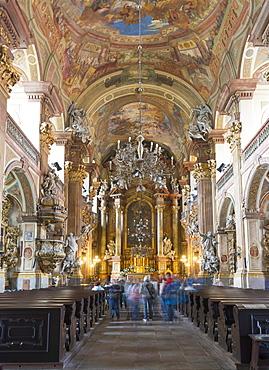 Church of the Holy Name of Jesus, Wroclaw, Silesia, Poland, Europe