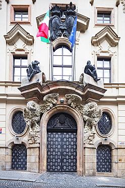 Italian Embassy, Prague, Czech Republic, Europe