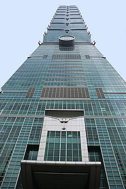 Taipei Financial Center (101 Building), Taipei, Taiwan