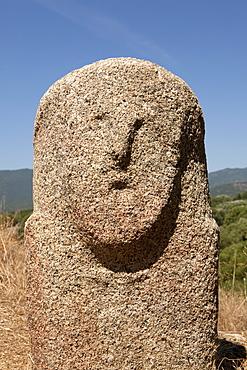 Filitosa Menhirs, Corsica, France, Europe