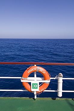Antarctic Dream ship, Drake Passage, near Cape Horn, South America