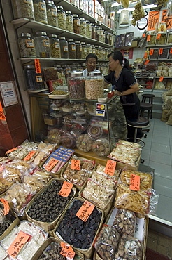 Traditional Chinese medicine, Sheung Wan district, Hong Kong, China, Asia