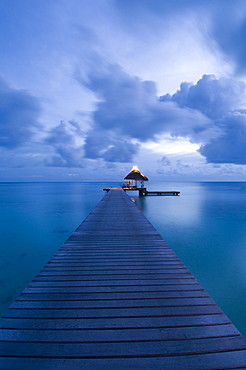 Kia Ora Resort, Rangiroa, Tuamotu Archipelago, French Polynesia, Pacific Islands, Pacific