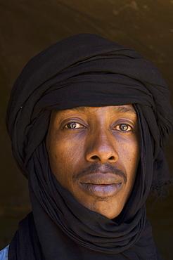 Tuareg, Gabroun, Erg Awbari, Sahara desert, Fezzan, Libya, North Africa, Africa