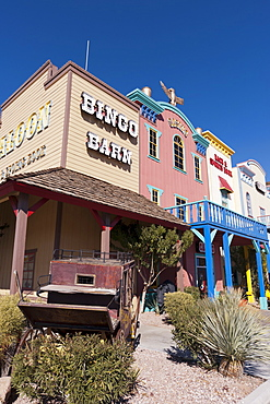 Terrible Town Casino, Parhump, Nevada, United States of America, North America